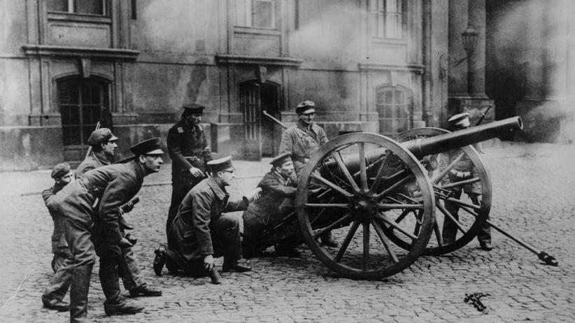 Erster Weltkrieg: Auf Hunger und Leid folgte die Revolution