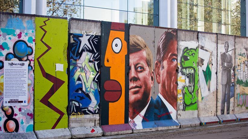 Berliner Mauer: Wohin ist die Mauer eigentlich gefallen?