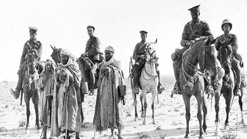 Osmanisches Reich: Als Churchill den Irak erfand