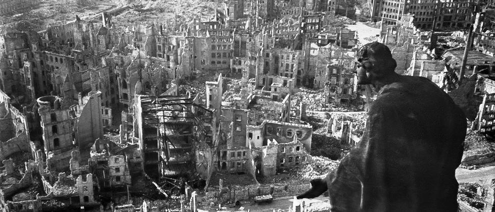 Dresden: Bomben aufs Abendland
