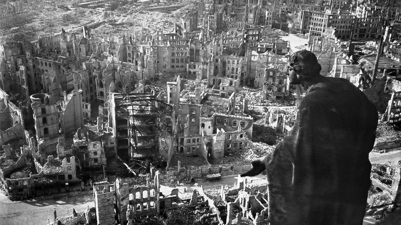 Zweiter Weltkrieg: Bomben aufs Abendland
