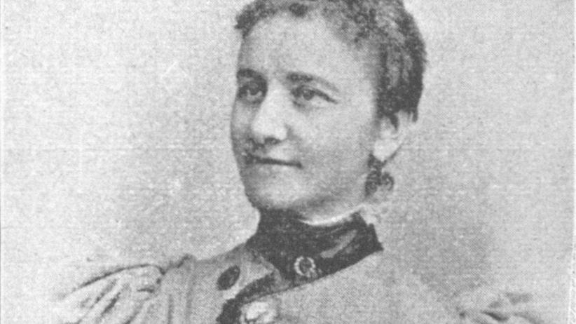 Gabriele Possanner, erste promovierte Medizinerin Österreichs