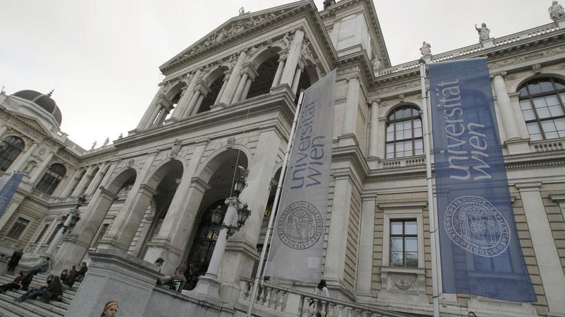 Hauptgebäude der Universität Wien