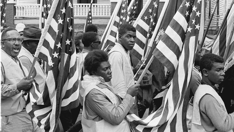 Bürgerrechtsbewegung: Wissen, Bürgerrechtsbewegung, Bürgerrechte, Rassismus, Martin Luther King, Lyndon B. Johnson, Alabama, USA, Harry Belafonte, Nina Simone, Barack Obama