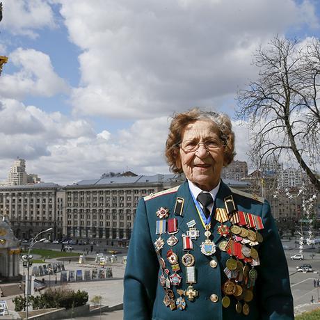 Ende des Zweiten Weltkriegs: Sie kämpften gegen Hitlerdeutschland