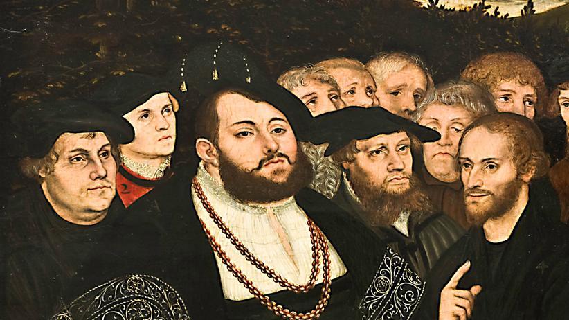 Wissen, Luther-Ausstellung, Martin Luther, Ausstellung, Sachsen, Albrecht Dürer, Karl V., Wittenberg