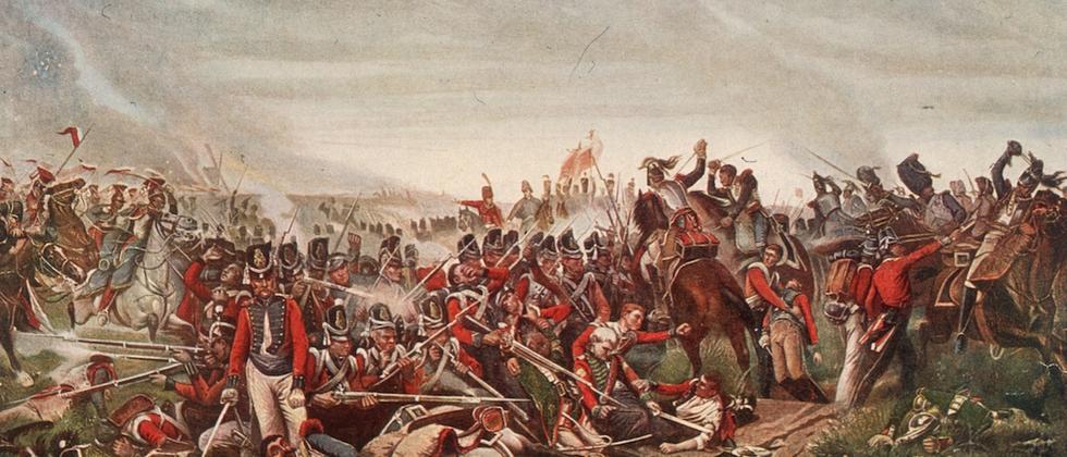 Waterloo: Bis zur letzten Kugel