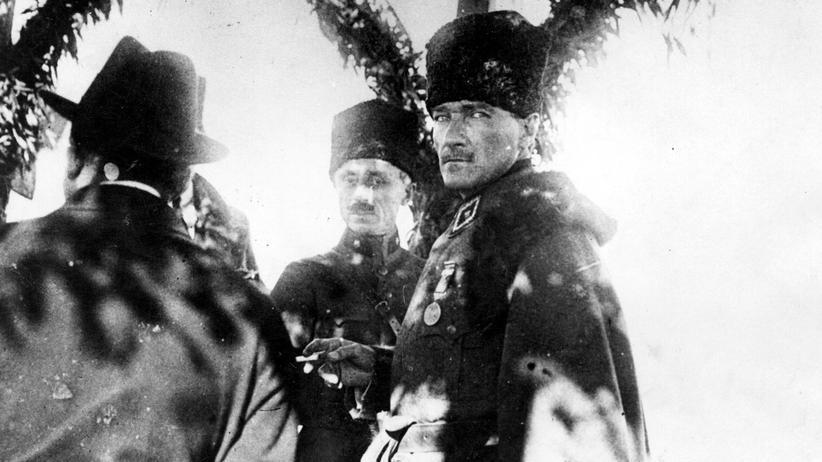 Mustafa Kemal Atatürk: Nazis im Türkenfieber