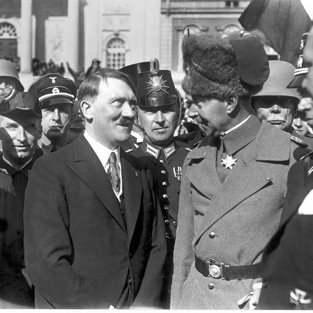 Nationalsozialismus: Der braune Kronprinz