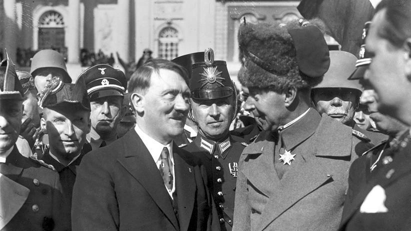 Wissen, NS-Geschichte, Geschichte, Nationalsozialismus, Wilhelm Kronprinz von Preußen, Preußen, Adolf Hitler, Justiz