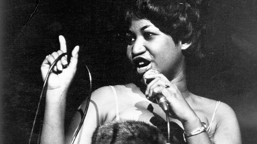 Aretha Franklin: R-E-S-P-E-C-T, find out what it means to me
