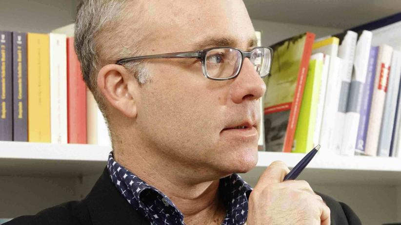 Daniel Speich: Daniel Speich, Professor für Geschichte an der Universität Luzern.