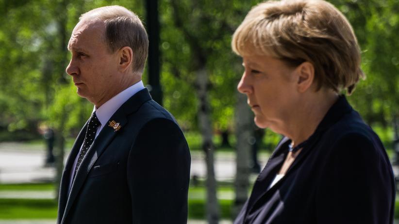 """Kalter Krieg: """"Ich fürchte, wir sind schon mittendrin"""""""