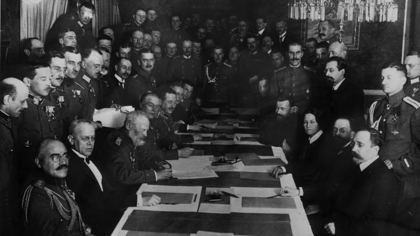 Erster Weltkrieg: Deutschlands Griff nach der Krim