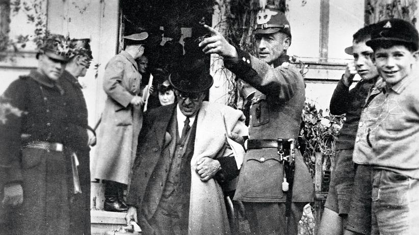 "Holocaust: ""Morgens 7 Uhr Gestapo bei uns"""