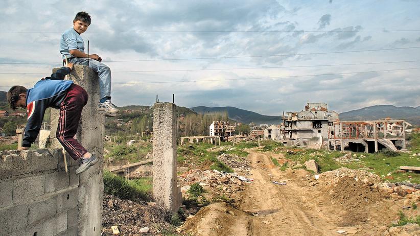 Roma: Wie meine Verfolgung begann