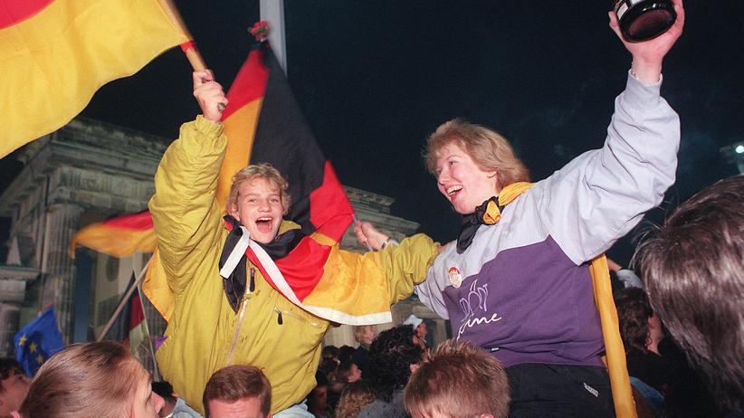 Deutsche Einheit: Deutschlands große Chance