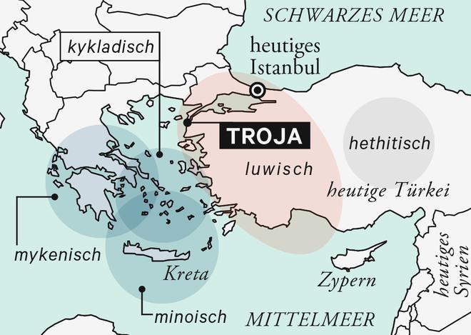 Archäologie Räuberbanden Im Mittelmeer Zeit Online