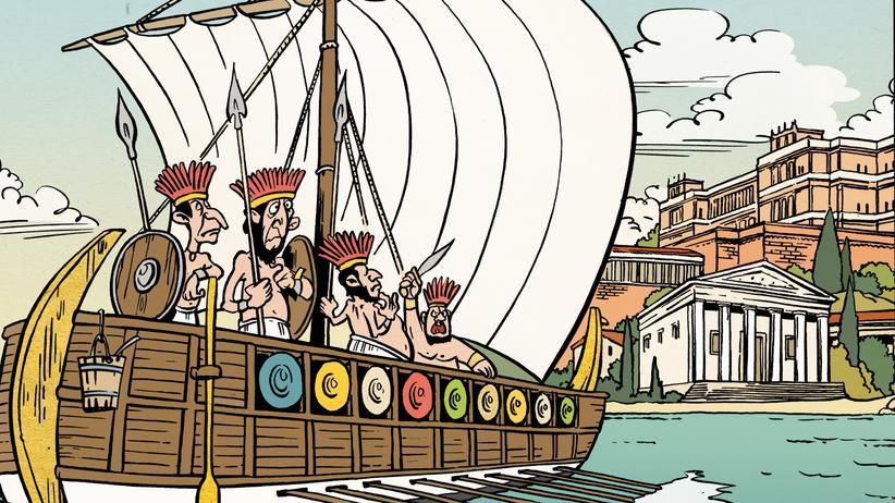 Archäologie: Wurde ein ganzes Volk in der Geschichtsschreibung vergessen?