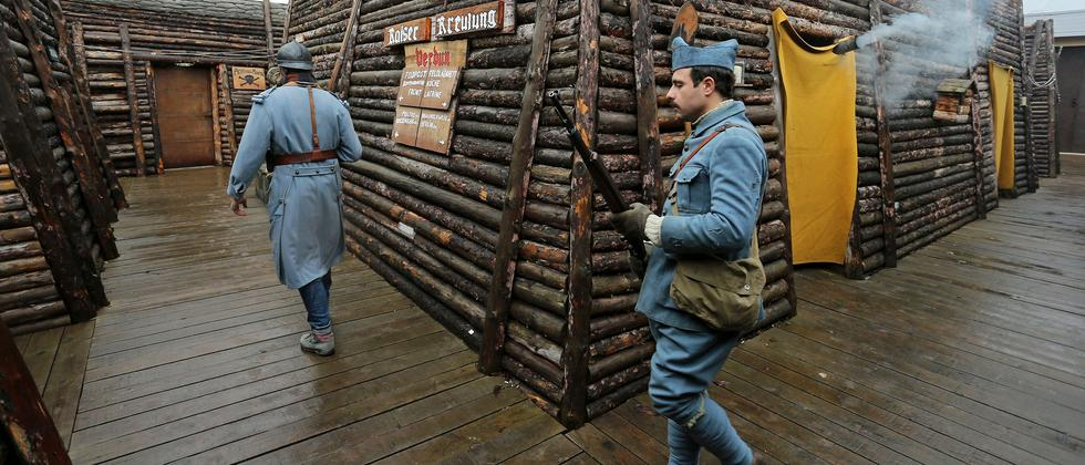 Erster Weltkrieg, Schlacht um Verdun