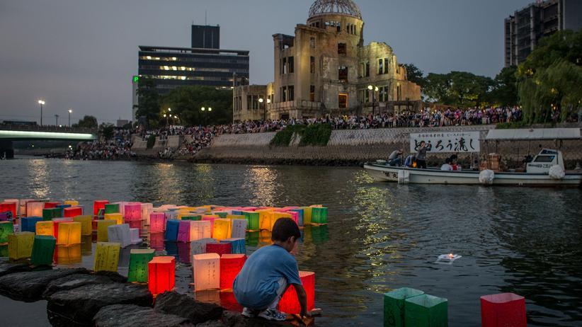 Hiroshima Japan Atombombe Zweiter Weltkrieg