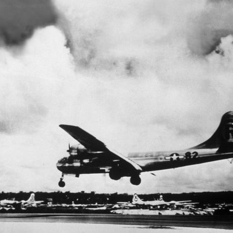 Atombombe: Ich war in Hiroshima, ich bereute, ich bin jetzt Pazifist