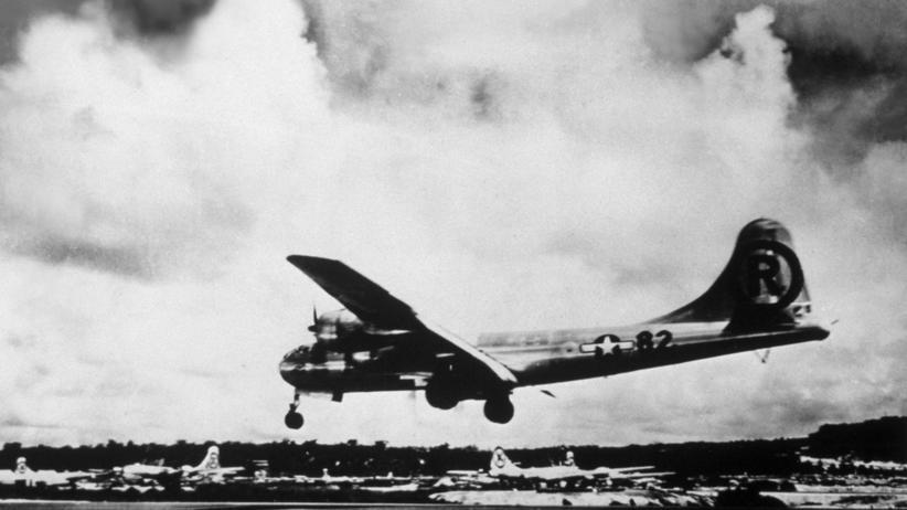 Atombombe auf Hiroshima: Ich war in Hiroshima, ich bereute, ich bin jetzt Pazifist