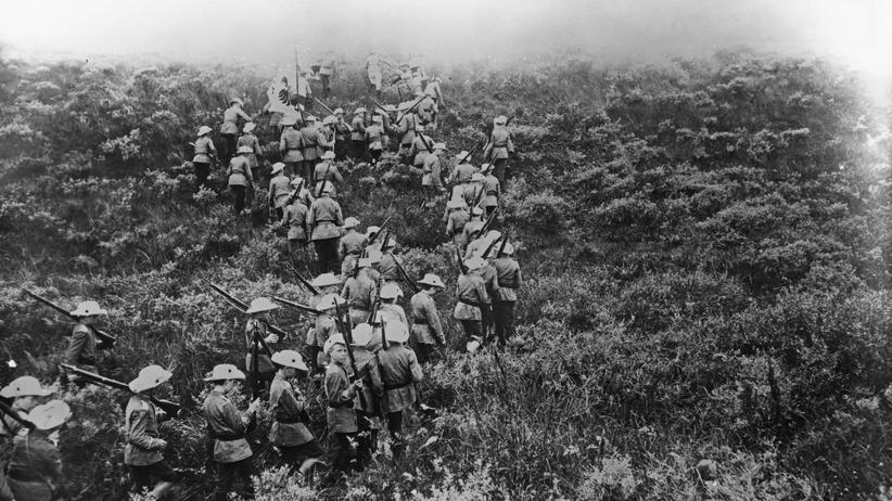 Erster Weltkrieg: Endlich dürfen wir in den Krieg