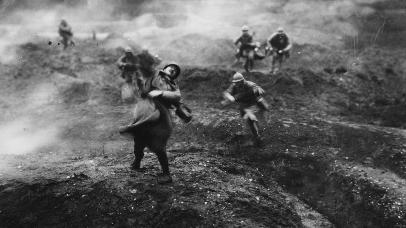 """Verdun: """"Stehen bleiben war unmöglich"""""""