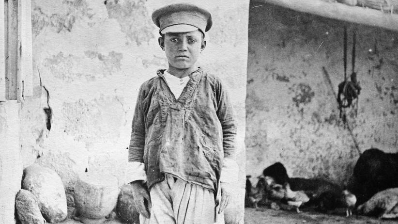 Armenien: Tausende Kinder wurden zu Waisen