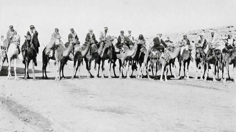 Naher Osten Saudi Arabien Diplomat Harry St. John Philby