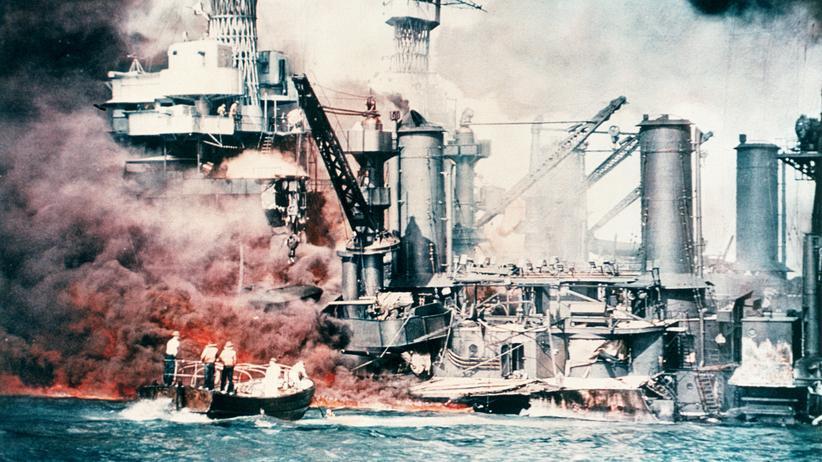Pearl Harbor, Jahrestag, Angriff, Japan