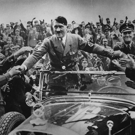 Adolf Hitler Reichskanzler 1933 Deutschland Nürnberg