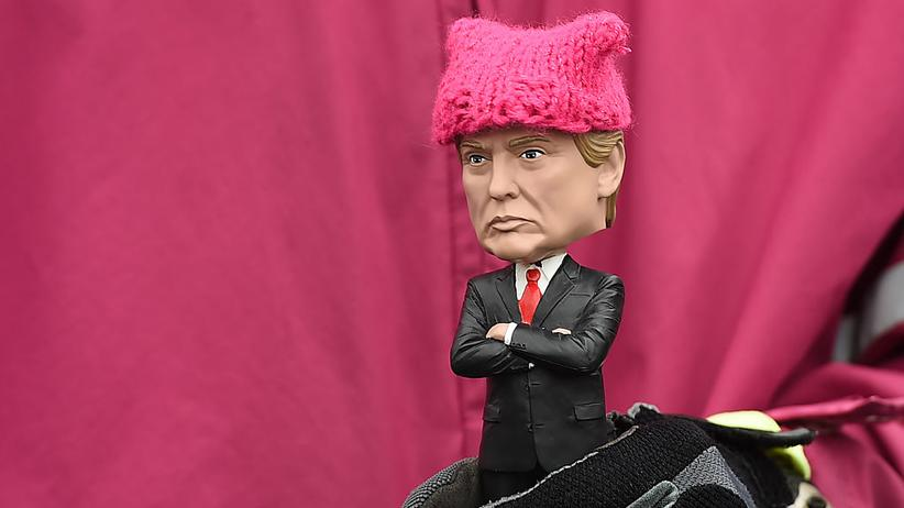 Political Correctness: Auf dem Women's March in Washington, D.C. – in den Augen mancher eine vor Political Correctness strotzende Veranstaltung.