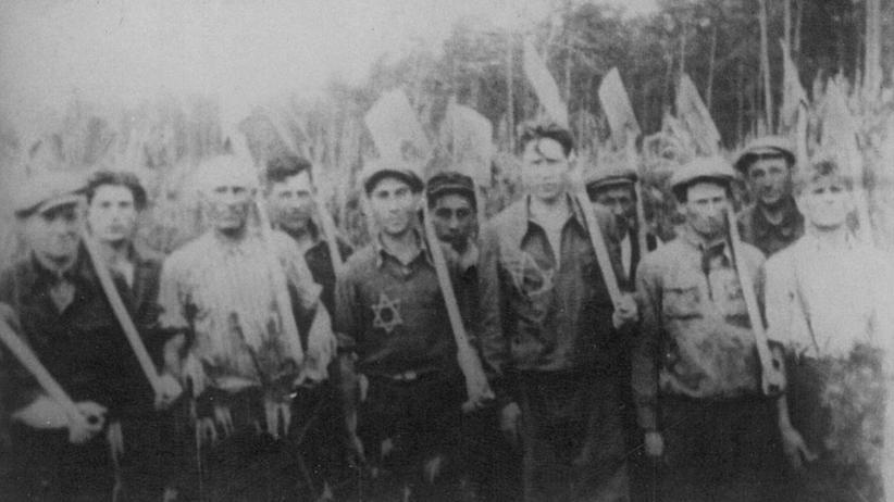NS-Verbrechen: Vergessene Opfer entlang Hitlers polnischer Autobahn