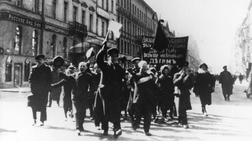1917: Frieden erwartet, Weltkrieg geführt
