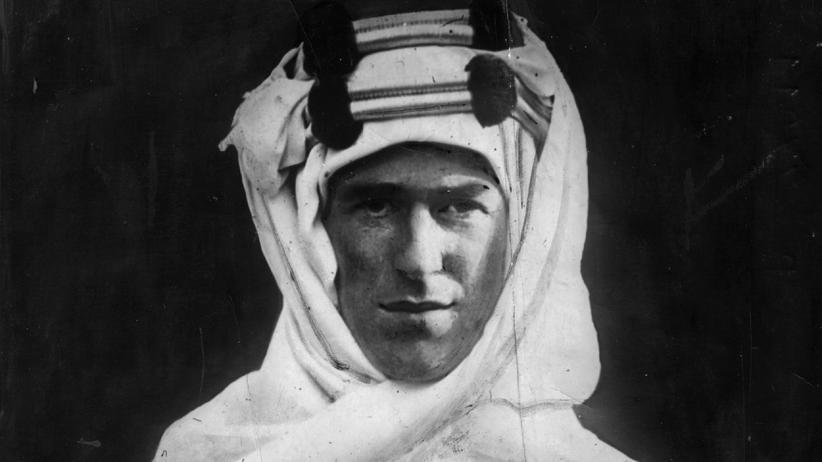 T. E. Lawrence: Mit Durchfall und Furunkel am Hintern durch Arabien