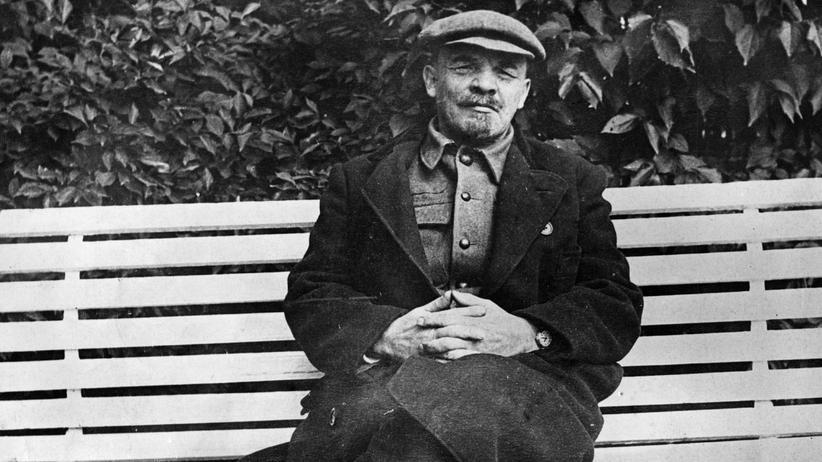 Wladimir Iljitsch Uljanow Lenin Kommunismus Sowjetunion