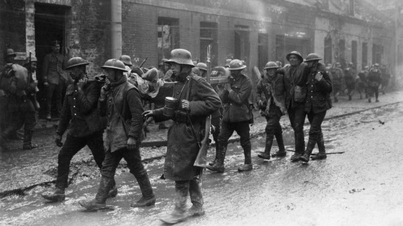 Erster Weltkrieg: Goldautos, abgehackte Kinderhände, Leichenfabriken