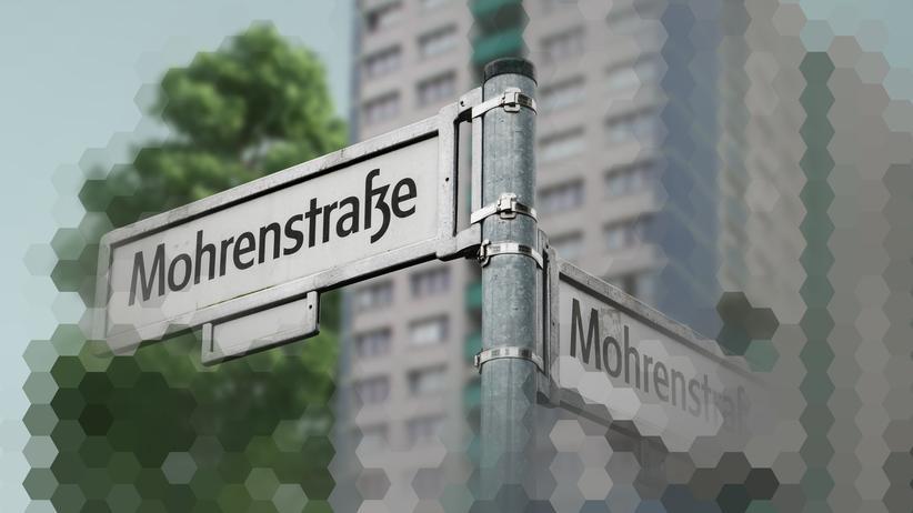 Straßennamen: Völkermordstraße