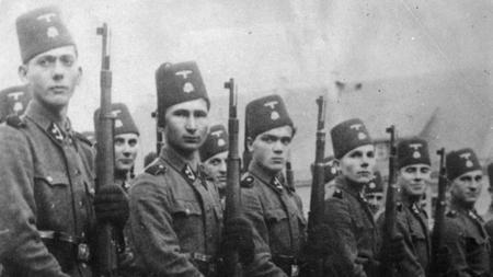 Muslime Im Zweiten Weltkrieg Deutschland Wird Den Krieg