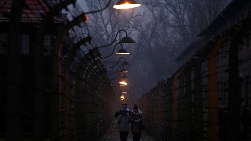 Nationalsozialismus: Auch hierhin kamen jene, oft Unschuldigen, die als 'Asoziale' oder Volksschädlinge galten: Das Konzentrationslager Auschwitz im Januar 2018.