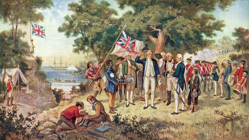 James Cook: Auftrag Ihrer Majestät: Finden Sie den Südkontinent!