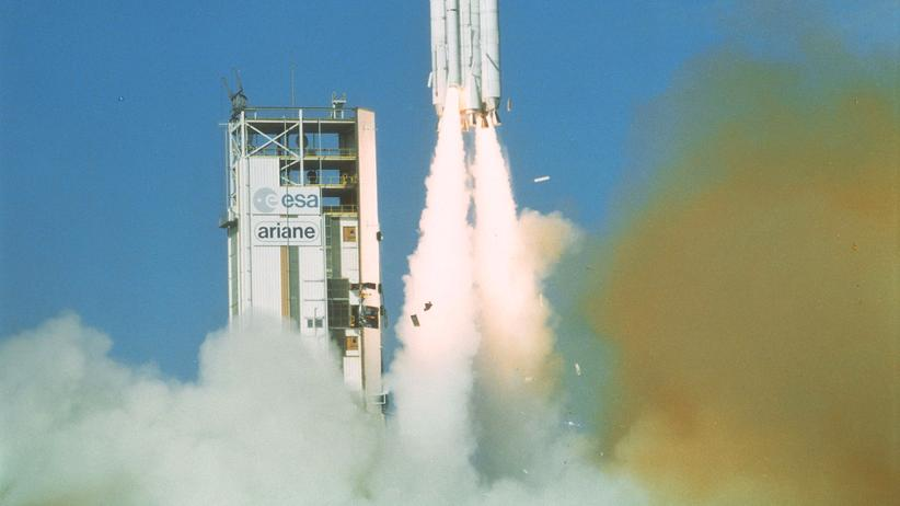 Ariane 4: Donnernd zum Erfolg
