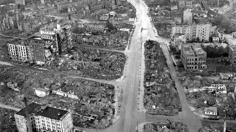 Operation Gomorrha Hamburg