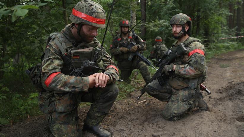"""Bundeswehr: """"Die Wehrmacht gilt ausdrücklich als nicht traditionswürdig"""""""