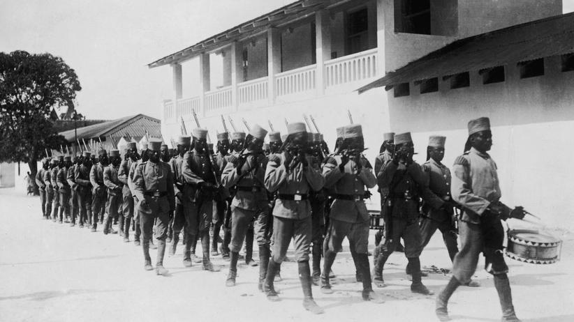 Kolonialismus: Der deutsche Guerillakrieg