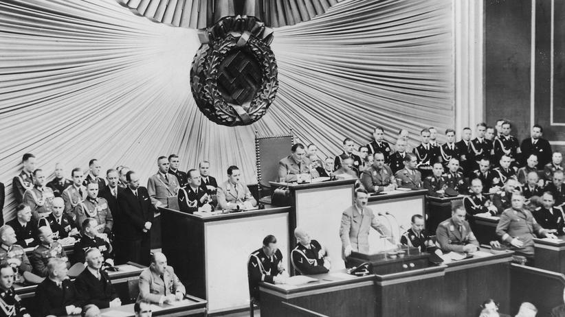 Adolf Hitler: Die Rede, in der er die Vernichtung der Juden ankündigte