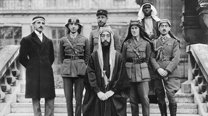 Nahostkonflikt: Ein Königreich für Faisal