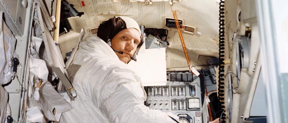 Mondlandung: Beep! Krrrrssss zssss, Apollo 11, do you read?